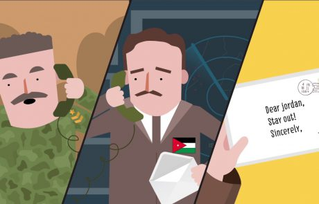 Zionism in Animation: 1967 – Jordan's Incredible Mistake