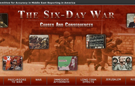 A Timeline of the Six Day War