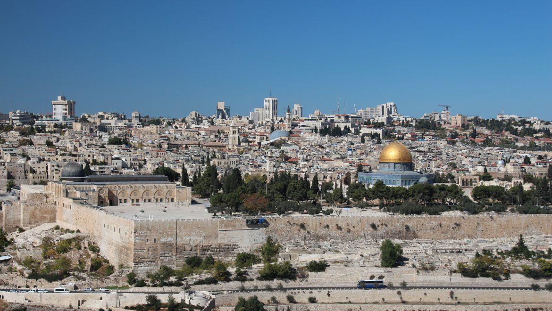 Jerusalem's Changing Demographics