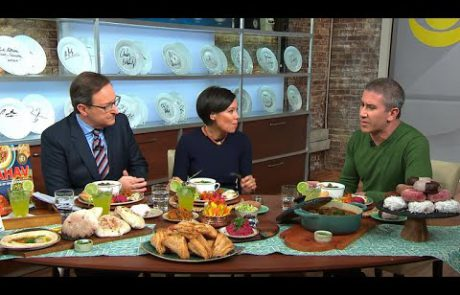 Award Winning Chef Michael Solomonov Popularizes Israeli Cuisine in the United States