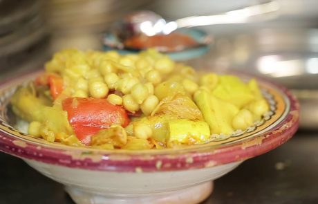 Traditional Moroccan Jewish Cuisine in Israel