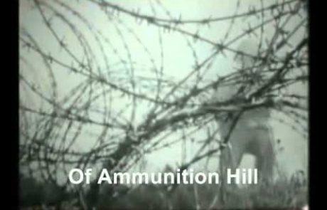 Ammunition Hill Song