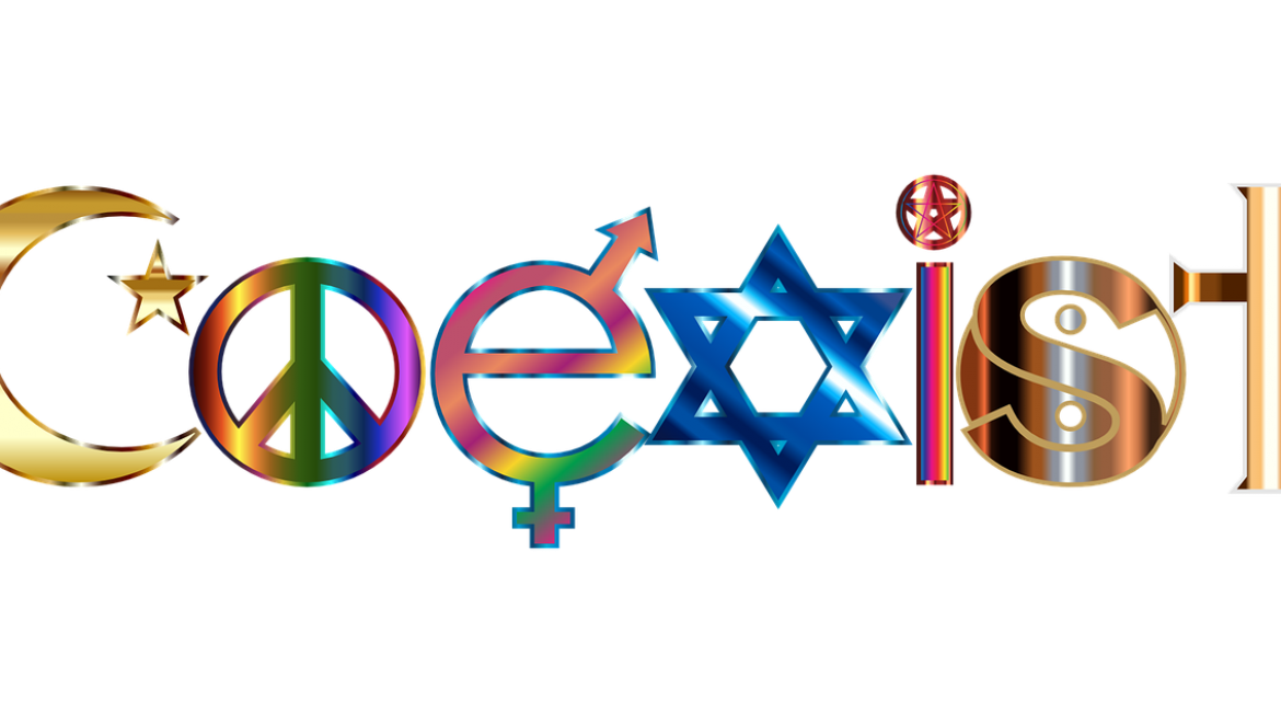 A Prayer for Peace and Reconciliation for Israelis, Palestinians, and all People