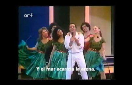Avi Toledano: Hora – 2nd Place in Eurovision (Horragate, UK, 1982)