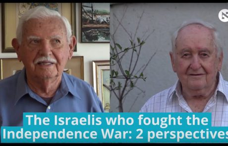 From the Veterans: Different Perspectives on the War of Independence and Israel Today