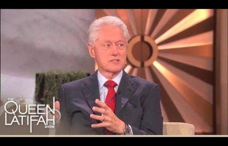 President Clinton Remembers Yitzhak Rabin