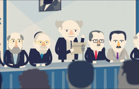 Zionism in Animation: How the State Of Israel was Born