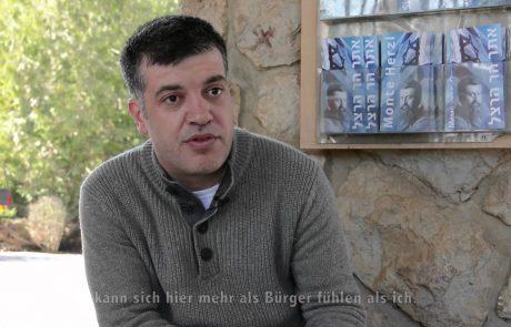 Sayed Kashua: Arab-Israeli Journalist Discusses Identity, Zionism & Inequality