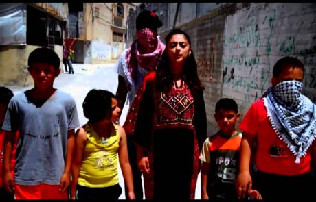 Shadia Mansour: Al Kufiyyeh (The Arabic Scarf)