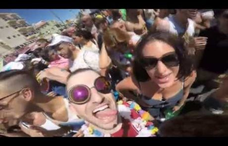 MFA Promotional Video for Tel Aviv Pride Parade