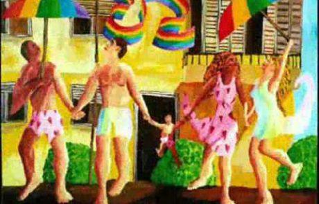Tel Aviv Through a Gay Painter's Eyes