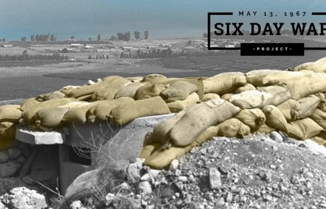 The Six Day War Project #1-4: Causes of the War