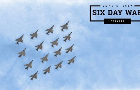 The Six Day War Project #5-10: Each Day of the War