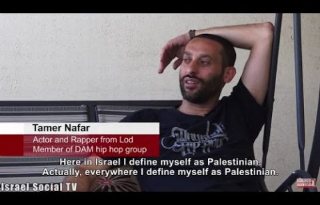 Cultural Figures & Average Citizens Embracing Palestinian Identity