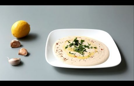 Want to make Tahini? It's Easy, delicious, and super healthy.