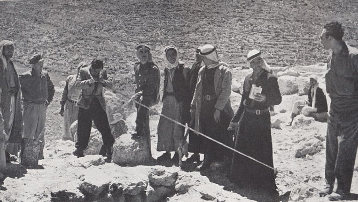 Clash of Nationalisms: Arabs in Zionist Thought